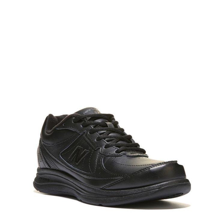 New Balance Women's 577 Narrow/Medium/Wide Walking Shoes (Black) - 12.0 2A