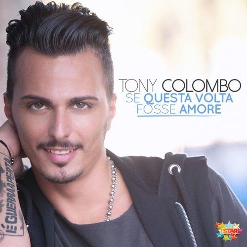 Tony Colombo, la nostra intervista al cantante e ora ballerino da Milly Carlucci