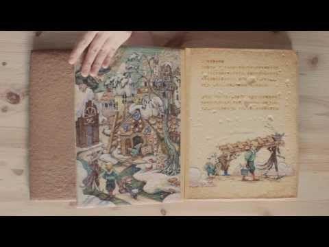 ▶ 無印良品: 「物語をつくろう。」世界にひとつだけのお菓子の絵本をプレゼント - YouTube