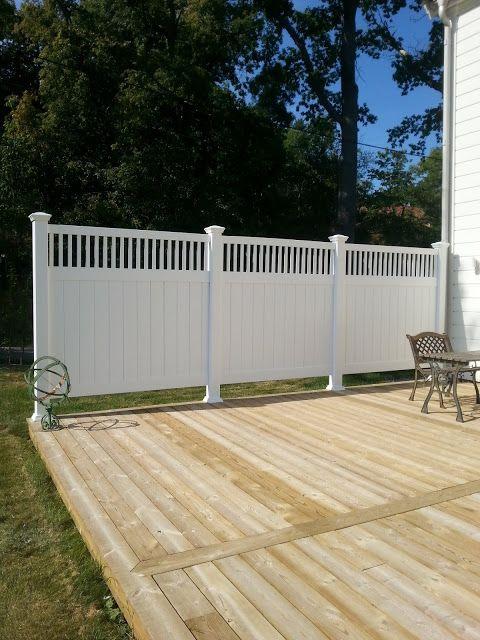 vinyl staket, vinyl plank, altan golv, insynsplank, underhållsfri vinyl, new england hus, myresjöhus, hudson, ocean living, ellma.se