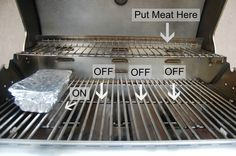 Ever wonder how to make your own BBQ smoker for your grill? With my easy homemade BBQ smoker plans you will be able to easily make one for under $1.00!!