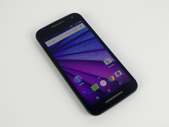 The Moto G 3rd Generation Is A Smartphone Released By Motorola In July 2015 It Serves As An Economical Alternative To Motorola Motorola Phone Phone Motorola