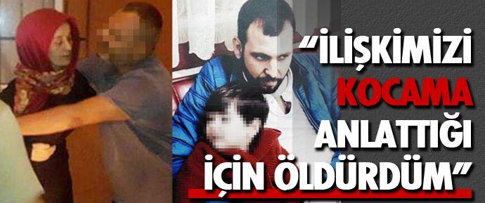 Bursa'da geçen yıl eylül ayında, komşusu 30 yaşındaki Ümit Şahin'i evinin önünde tabancayla vurarak öldürmekle suçlanan 4 çocuk annesi Neşe A.'nın çarpıcı itirafları haberdesifre.com'da