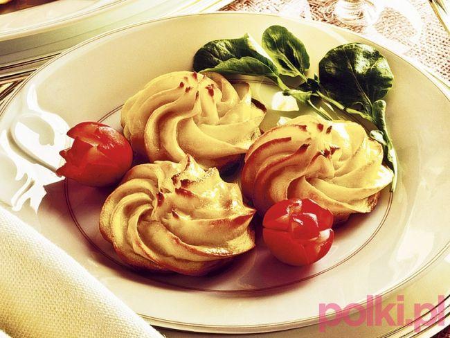 Ziemniaczki Dauphine - przepis #polkipl #dinner #easter #wielkanoc #polishcuisine
