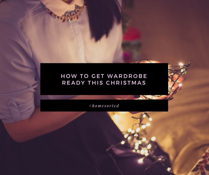 You've got your Christmas lists sorted. You've started buying presents. Your dinner menu is under control. But do you have your wardrobe ready this Christmas? Party wear can be daunting for almost anyone, but with a little preparation you can be ready in a flash for any Christmas soiree. Plan suitable outfits in advance The …