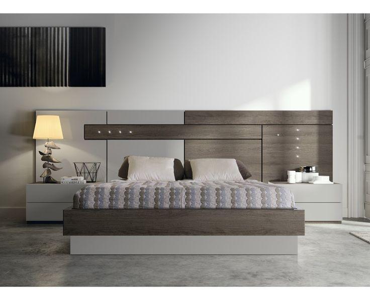 Composición Dormitorio Moderno 65