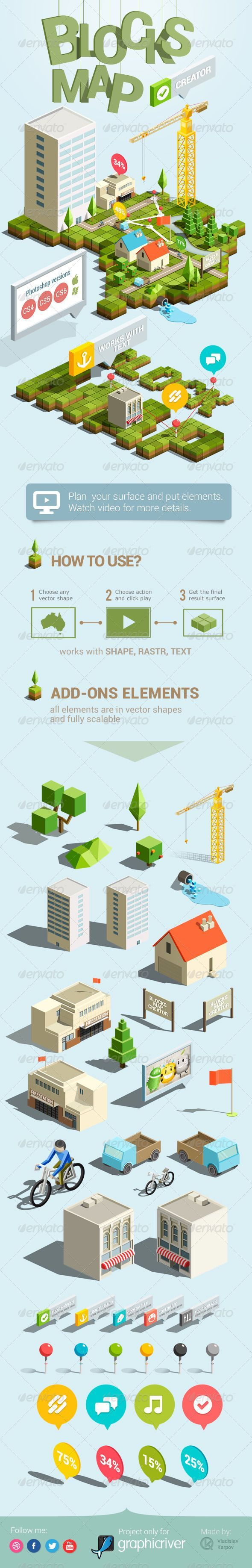I really like the 3D graphics of the buildings, as even though it does add more depth to the infographic, it makes it looks more interesting to read, and as a whole look at. #infographics
