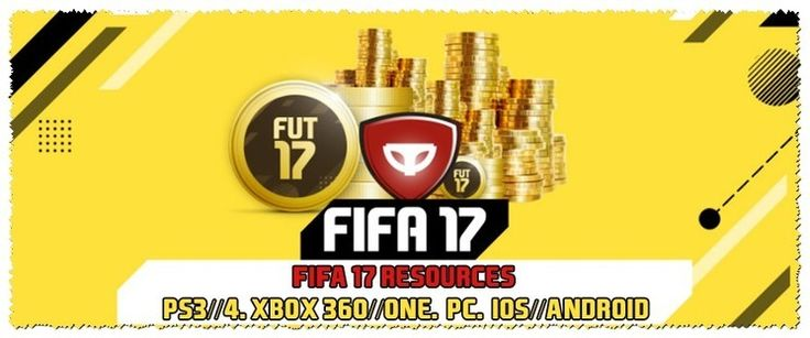 FIFA 17 Generator Coins Online Tool