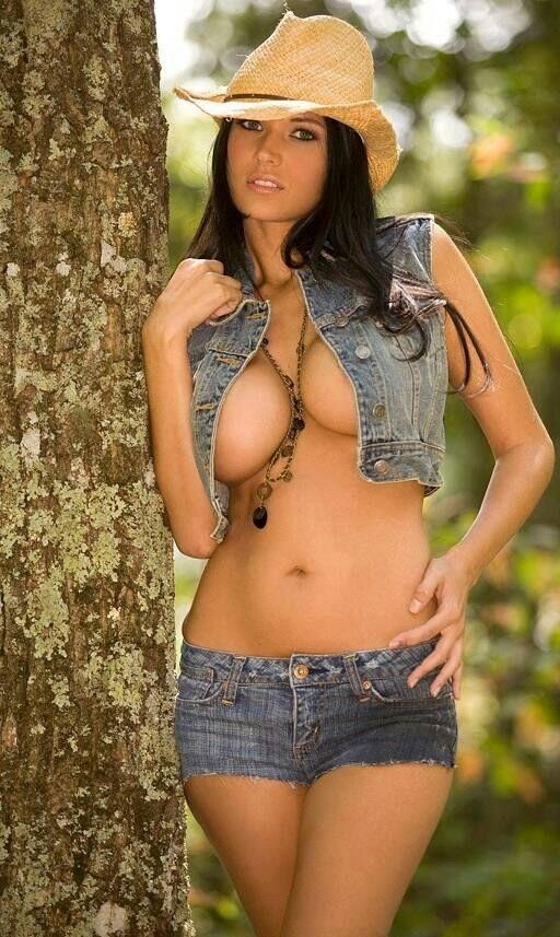 Hot naked cowgirl, karen dreams porn candid