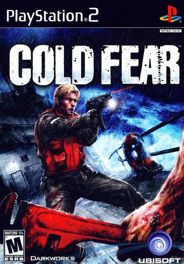 GAMES TO PLAY: Cold Fear