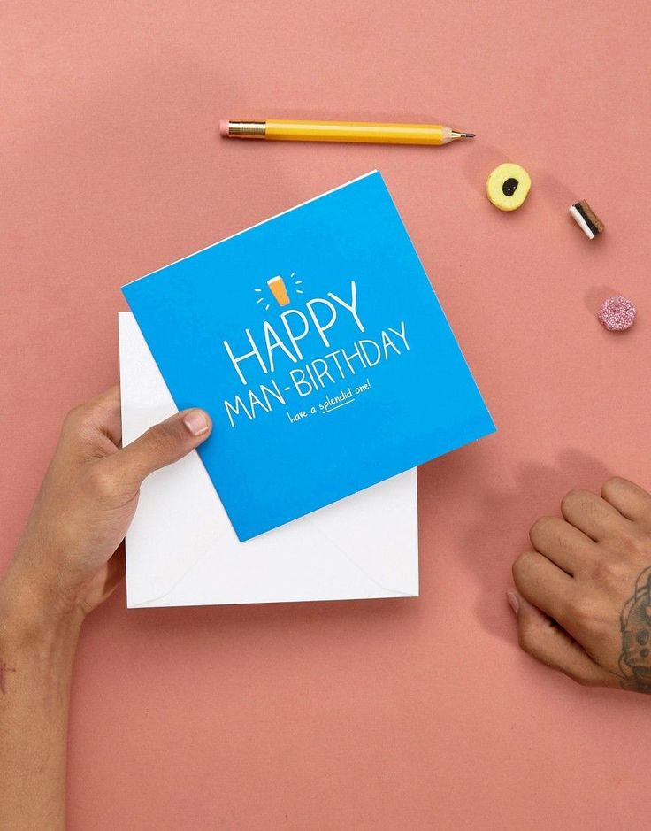 Happy Jackson Happy Birthday Beer Card - Multi