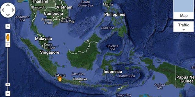 Perbarui Foto Satelit, Google Maps Tampak Lebih Jernih | HCMN TEKNOLOGI