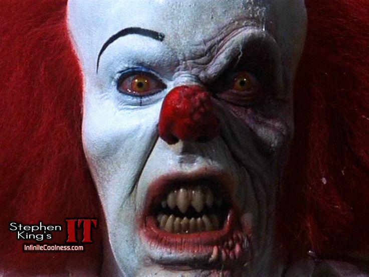 Scariest clown ever!