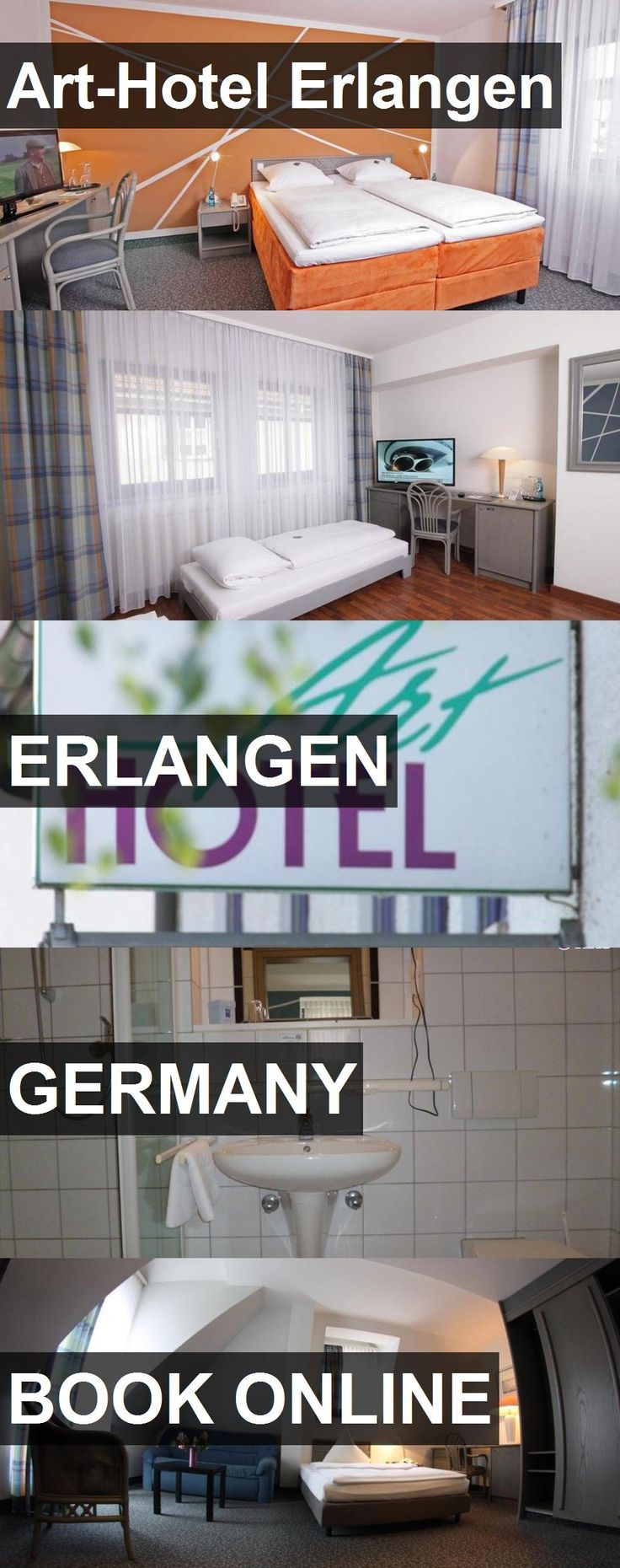 Art-Hotel Erlangen in Erlangen, Germany. For more information, photos, reviews and best prices please follow the link. #Germany #Erlangen #travel #vacation #hotel