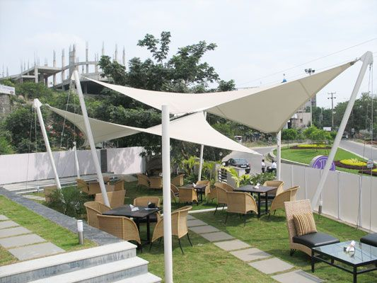 #TensileStructures - We are one of the leading manufacturer and supplier of wide range of tensile structure, #tensilefabricstructures, tensile membrane structure in delhi, tensile structures in india.