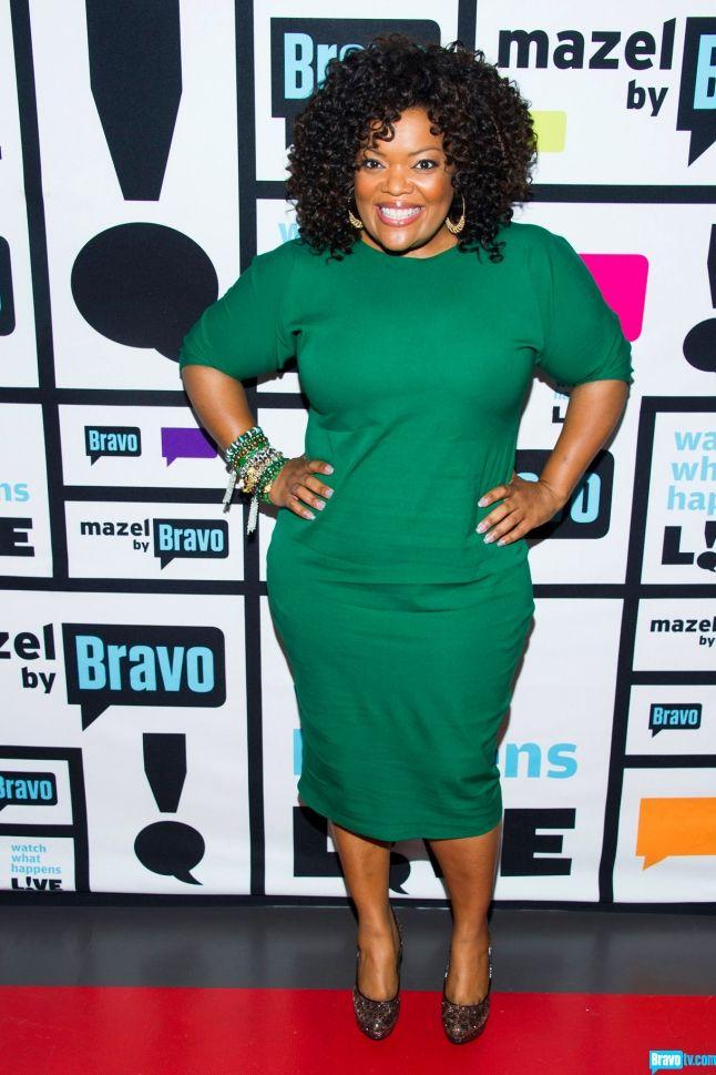Yvette Nicole Brown Dress Paulette Mogaji Shoes Nine