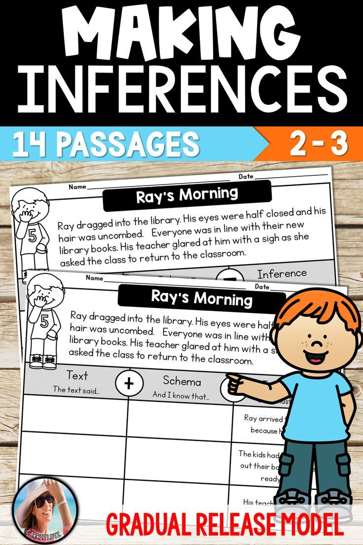 Making Inferences Worksheets Inferring Graphic Organizers Distance Learning Making Inferences Reading Graphic Organizers Reading Comprehension Activities Making inferences worksheets grade