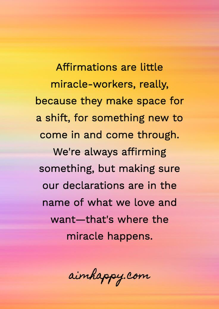 Our lives become shaped by the thoughts we replay in our heads---negative or positive, they have the power to shape the reality we experience. Positive affirmations work, because they have the miraculous ability to shift everything in our lives by shifting our perception. #affirmations #focusonthegood #positivethinking