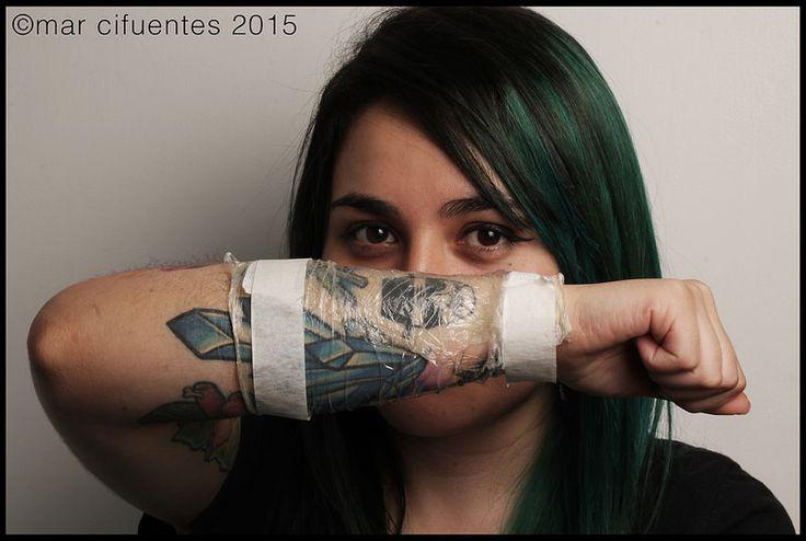 """Jimena, de la serie """"Mis Amigos de Facebook"""""""