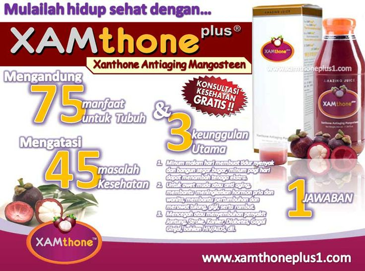 Antiaging Mangosteen