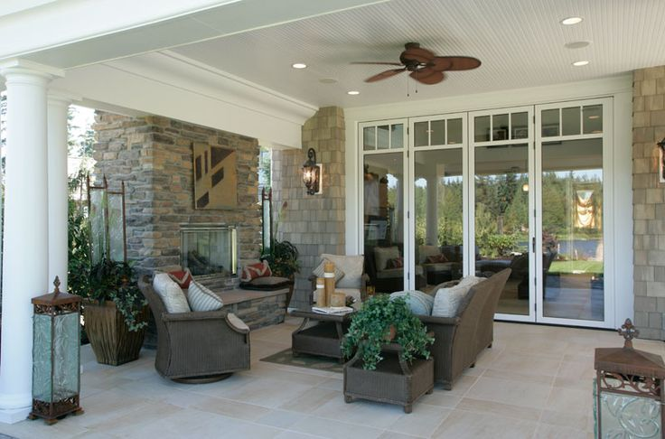 1000 ideas about outdoor fireplace plans on pinterest for Www houseplansandmore com