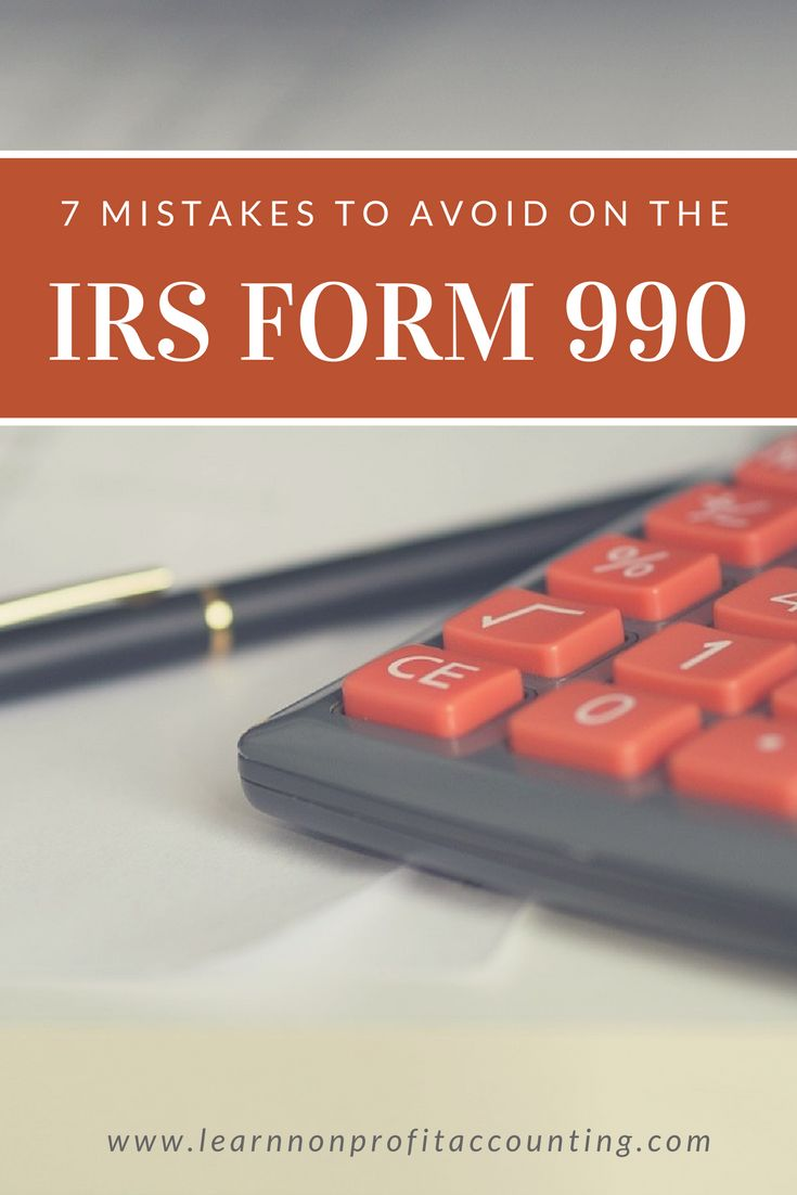 Best 25 irs forms ideas on pinterest tax exempt form irs form full list of 990 mistakes to avoid the irs form 990 is an extremely important falaconquin