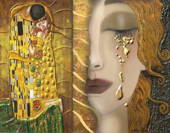 My Klimt Serie:Gold