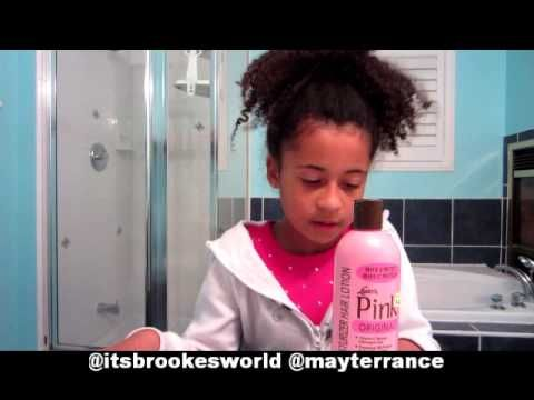 Pink Moisturizing Lotion Product Review - YouTube