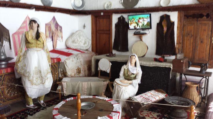 Etnografya Müzesi Kruja (Akçahisar) Arnavutluk