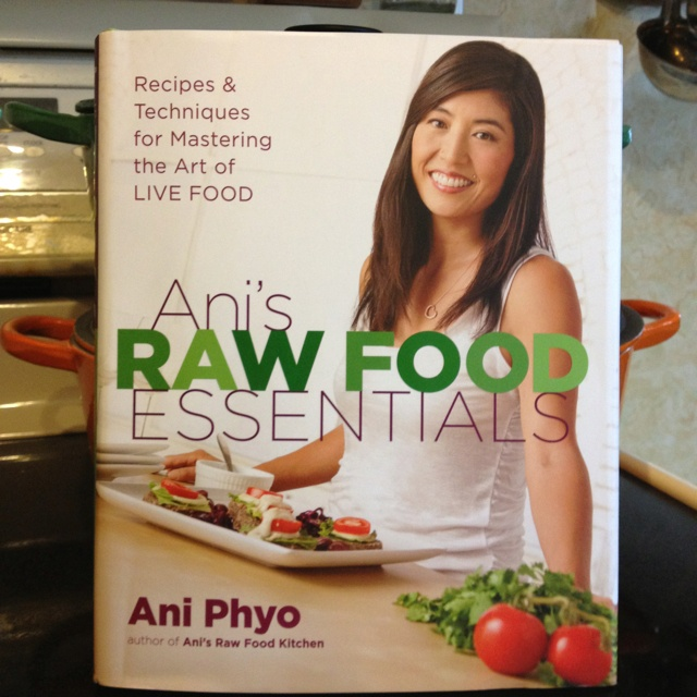 8 best raw food recipe books images on pinterest raw recipes booktopia has anis raw food essentials recipes and techniques for mastering the art of live food by ani phyo buy a discounted paperback of anis raw food forumfinder Choice Image