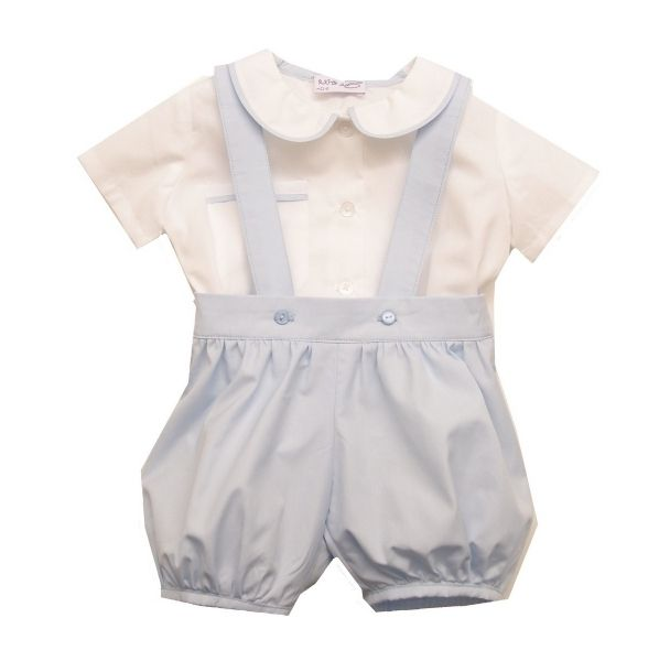 Baptism Clothes For Baby Boy Set