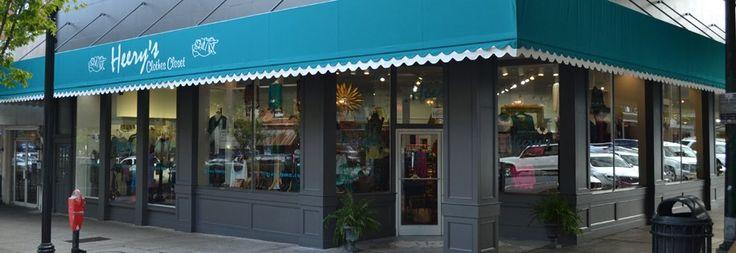Athens ga clothing stores