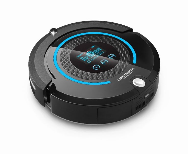 (Ship from US,RU) High-end Multi-functional Robot Vacuum Cleaner A338(Sweep,Mop,Sterilize,LCD,Schedule,Virtual wall, Selfcharge)