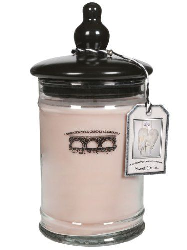 Bridgewater Candle 18.5 Ounce Large Jar - Sweet Grace Bri... https://www.amazon.com/dp/B007QXZT6E/ref=cm_sw_r_pi_dp_x_IY5jybQ44G93V