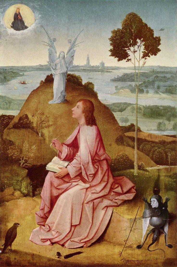 Hieronymus Bosch , Jheronimus (Jérôme) van Aken, (1450-1516) était un peintre néerlandais.   Il est connu pour l'utilisation de l'imagerie...