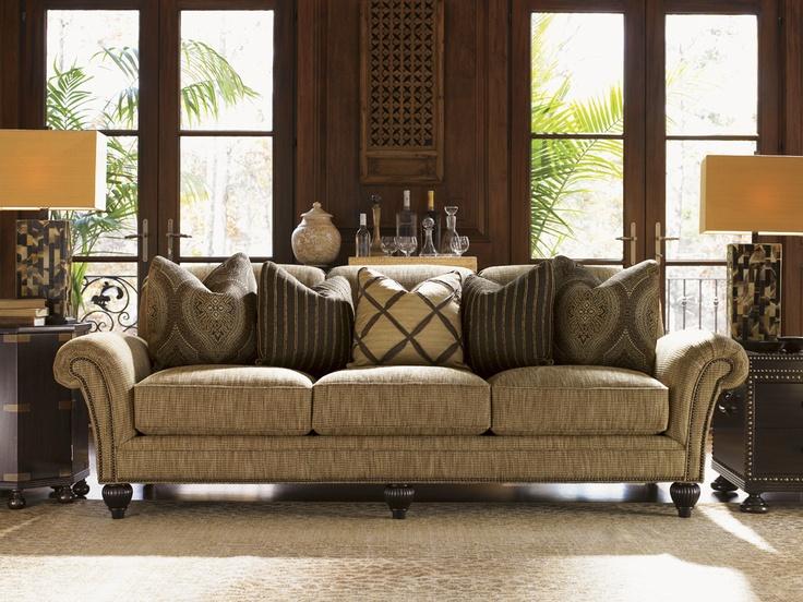 Royal Kahala Edgewater Sofa, Lexington Home Brands