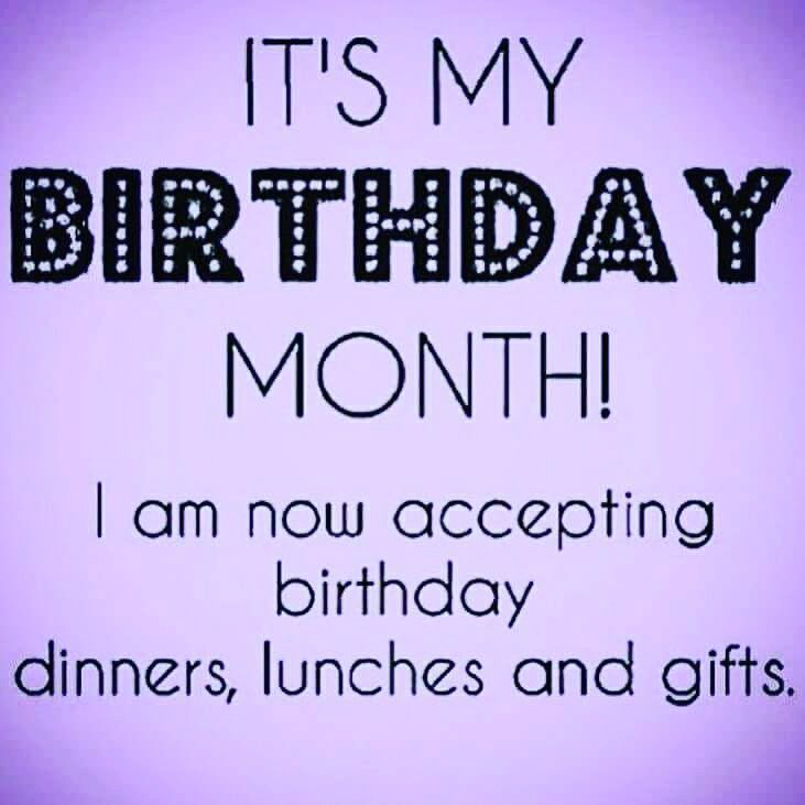 6 Month Birthday Quotes: The 25+ Best Its My Birthday Month Ideas On Pinterest