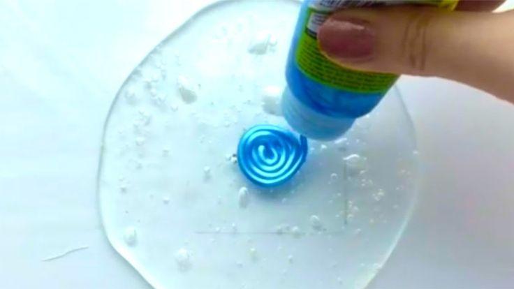 Slime Coloring - Most Satisfying Slime ASMR Video!!