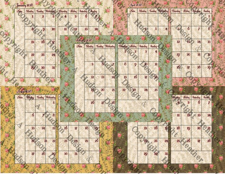 Excited to share the latest addition to my #etsy shop: Midori Fauxdori Junk Journal kit 2018 Calendar Digital Printable pages Vintage Shabby Chic Pink Roses Music Paper Download collage sheet http://etsy.me/2j2w9ug #pink #fauxdori #beige #junk journal #digital kit