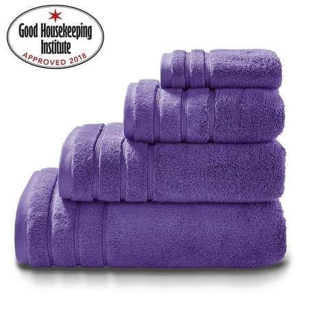Purple Ultimate Towel | Dunelm