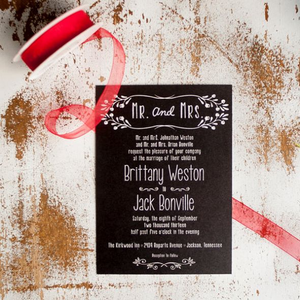 115 best wedding invitations images on Pinterest Weddings, Wedding - fresh invitation card to chief guest