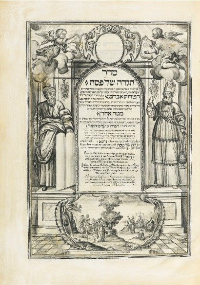 18th century Passover Haggadah brings $962,500 to Sotheby's