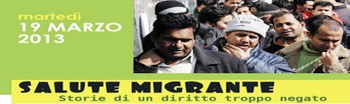 Tuesday March 19th - special event dedicated to healthcare rights for refugees and asylum seekers  #Rome