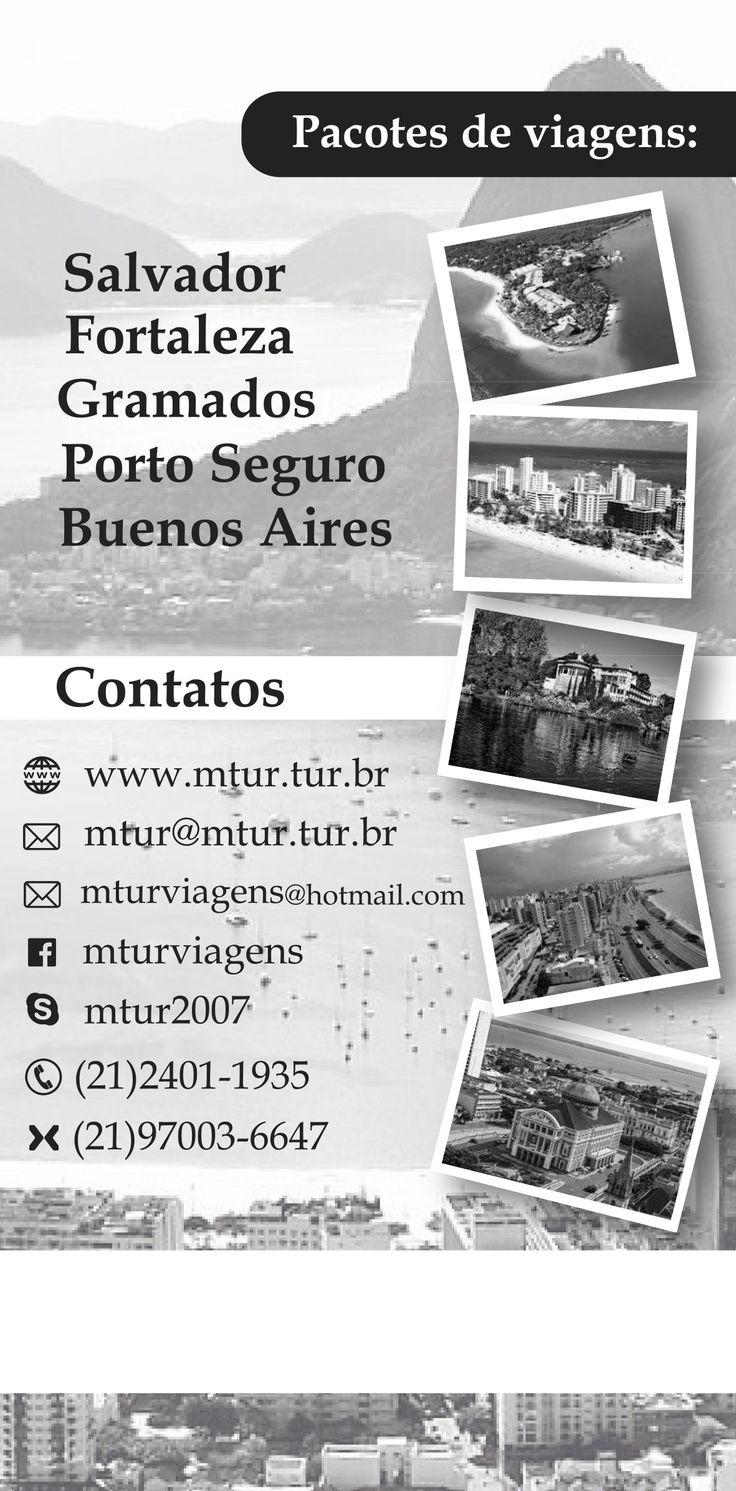 Passeios,viagens e turismo pelo Rio de Janeiro http://www.mtur.tur.br 21-2401-1935 21-97003-6647