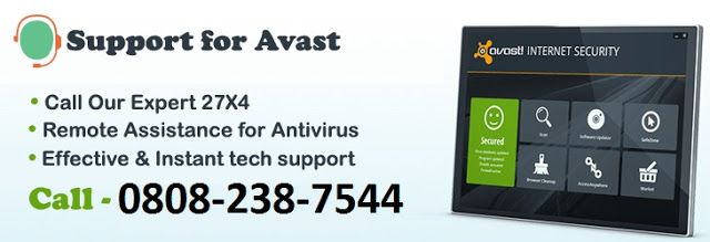 Technical Support Number UK 0808-238-7544: Is Avast Antivirus blemishing Your Browsing Experi...