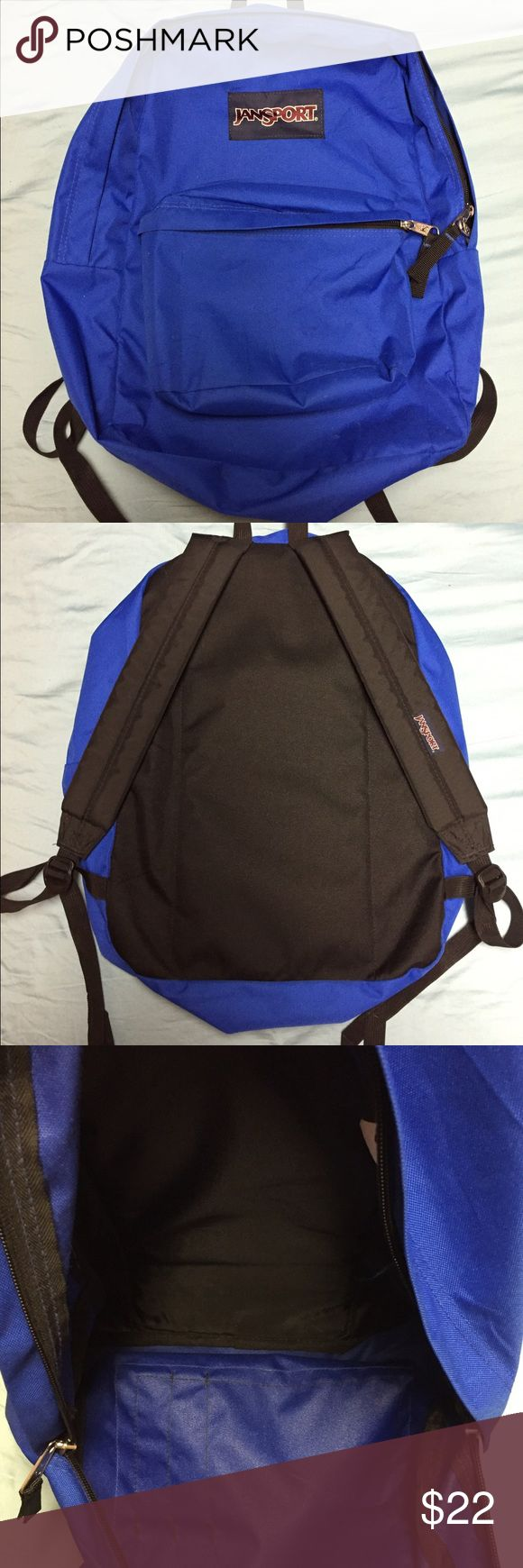 JanSport Superbreak royal blue backpack. NWOT!!! JanSport Superbreak royal blue backpack. Never used, brand new! NWOT!!! Normal/original Jansport backpack. Offers welcome :) Jansport Bags Backpacks