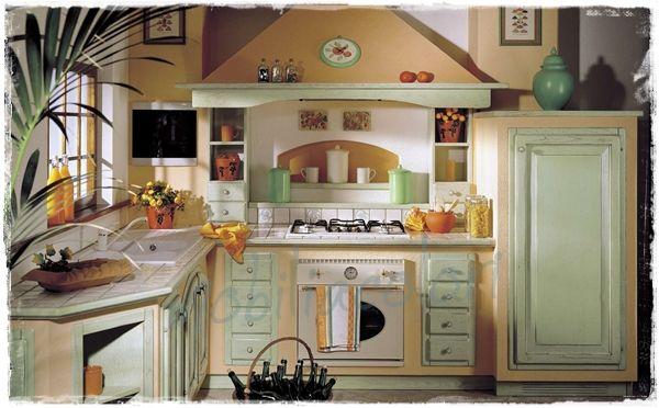 Cucine decape decapate stile provenzale | cucine | Pinterest