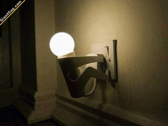 Pictures of the day -70 pics- Creative Lamp Design