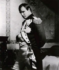 Marlon Brando as Napoleon