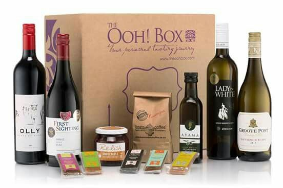 #relish featured in the #oohbox